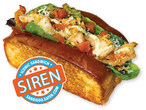 Siren - Iconic Sandwich of San Diego